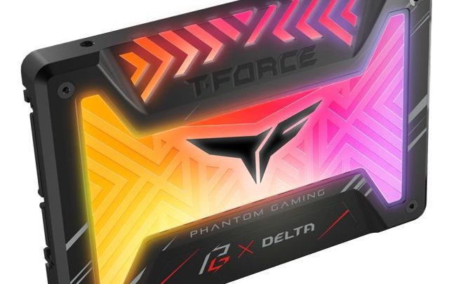 Photo of Team Group lanza la unidad SSD y memoria Phantom Gaming RGB