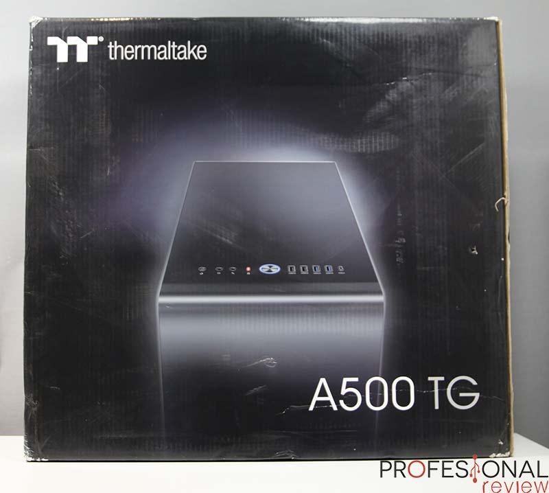 Thermaltake A500 TG Review