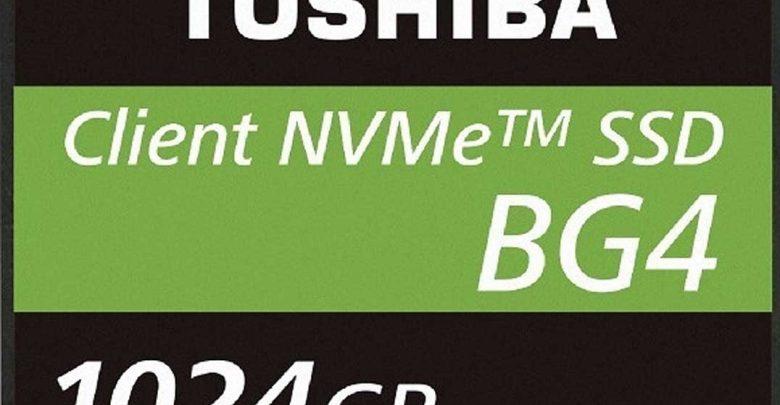 Photo of Toshiba ha presentado su SSD PCIe de 1 TB con memoria flash 3D de 96 capas