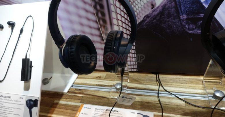 Photo of Audio-Technica presenta nuevos productos en el CES 2019