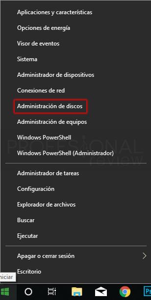 Windows no pudo completar el formato paso 01