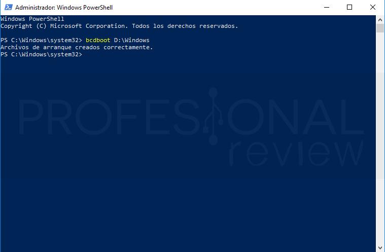 Añadir otro Windows al arranque paso 04