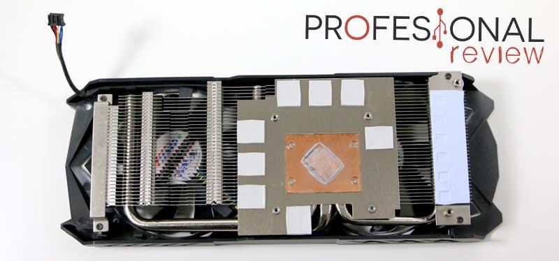 Asrock RX590 Phantom Gaming Disipador