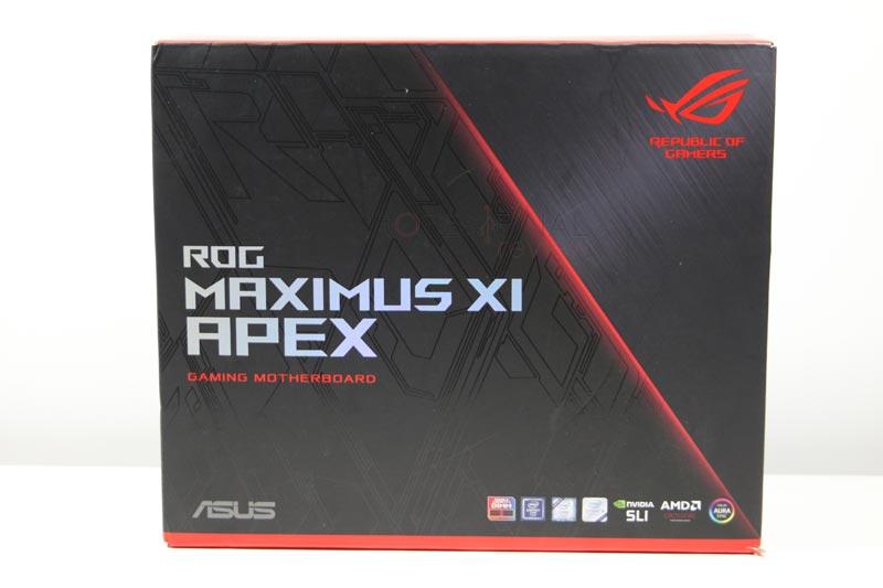 Asus ROG Maximus XI Apex