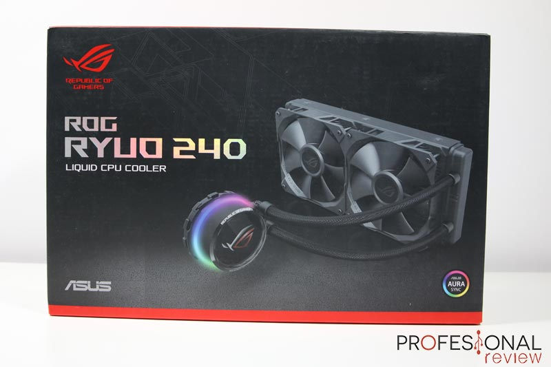 Asus ROG Ryuo 240 review