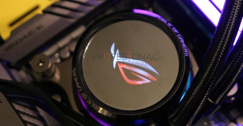 Photo of Asus ROG Ryuo 240 Review en Español (Análisis completo)