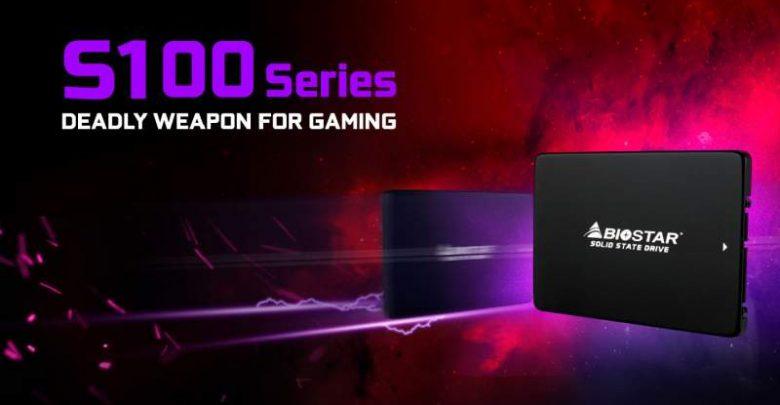 Photo of S100 Plus es la nueva unidad SSD de Biostar enfocado al 'gaming'