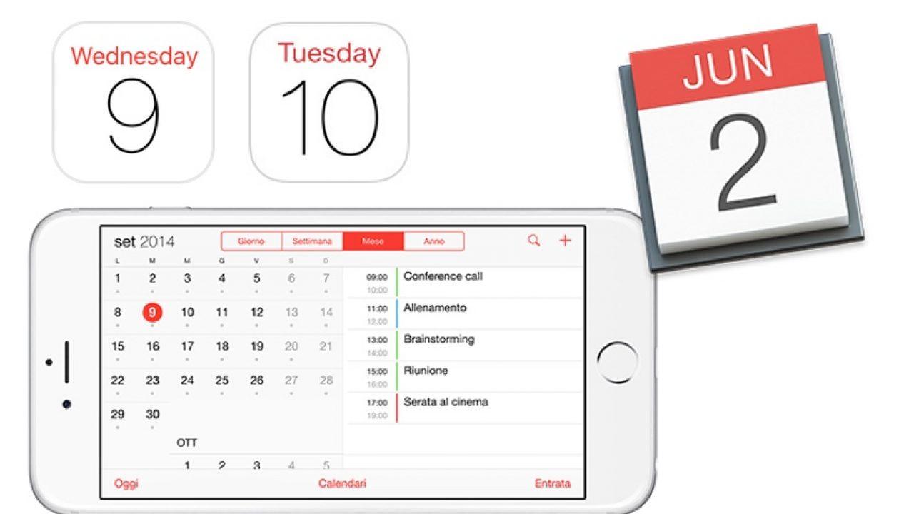 Anadir Calendario Iphone.Como Sincronizar Tu Calendario De Google Con Tu Calendario