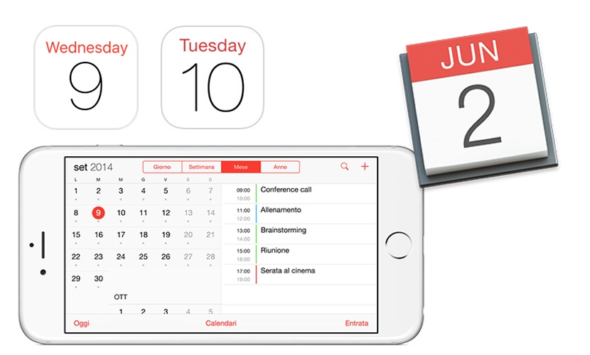 Cómo sincronizar tu calendario de Google con tu calendario de Apple