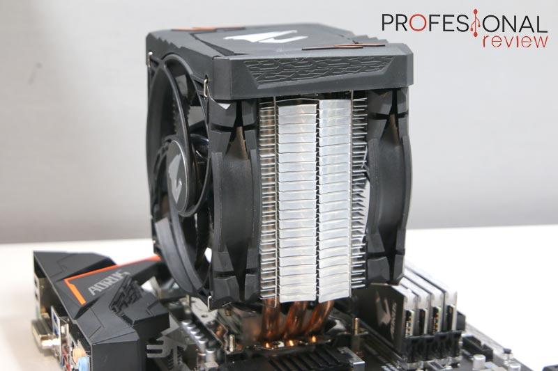 Cómo montar un procesador intel