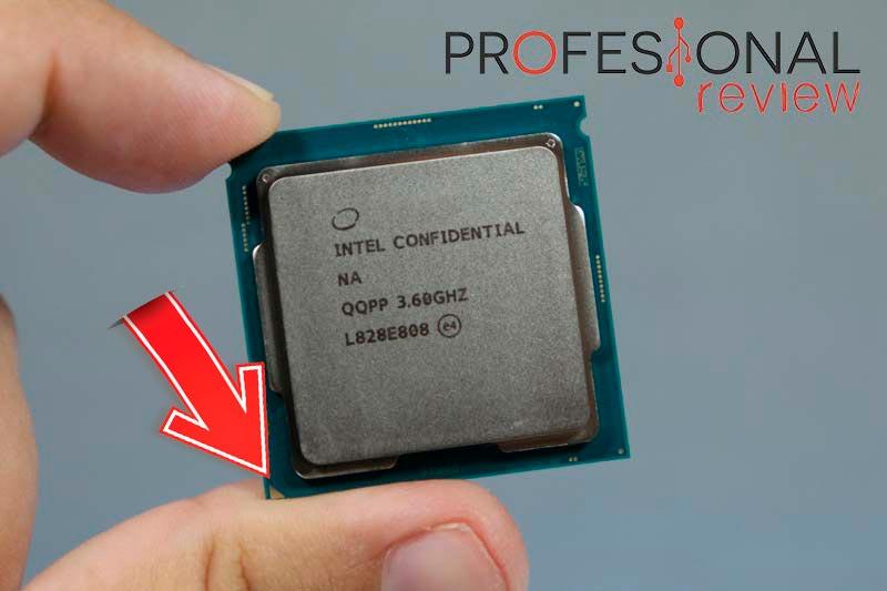 Cómo montar un procesador