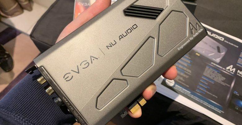 Photo of EVGA Nu Audio, la primera tarjeta de sonido dedicada de la marca