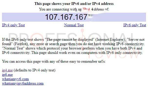 Como saber mi IP pública