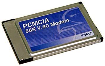 Modem PCMCIA