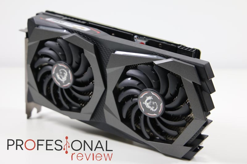 MSI RTX 2060 GAMING Z 6G Review en Español (Análisis completo)