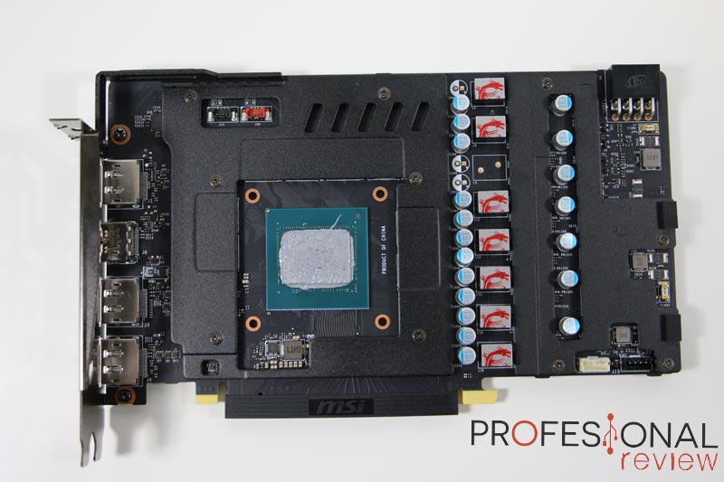 MSI GeForce RTX 2060 GAMING Z 6G PCB