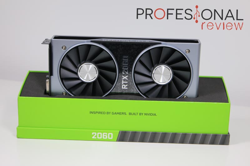 Nvidia RTX 2060 Founders Edition