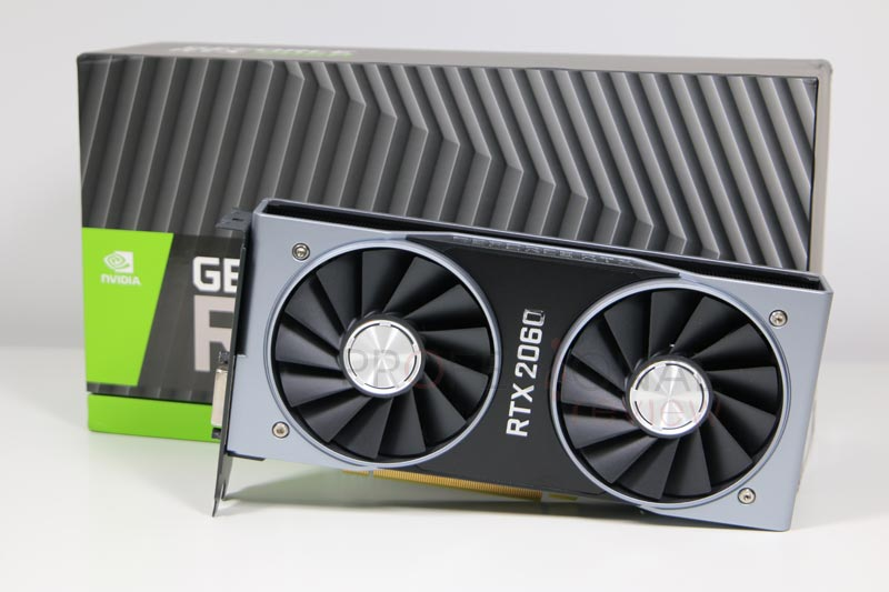 Nvidia RTX 2060 Founders Edition review