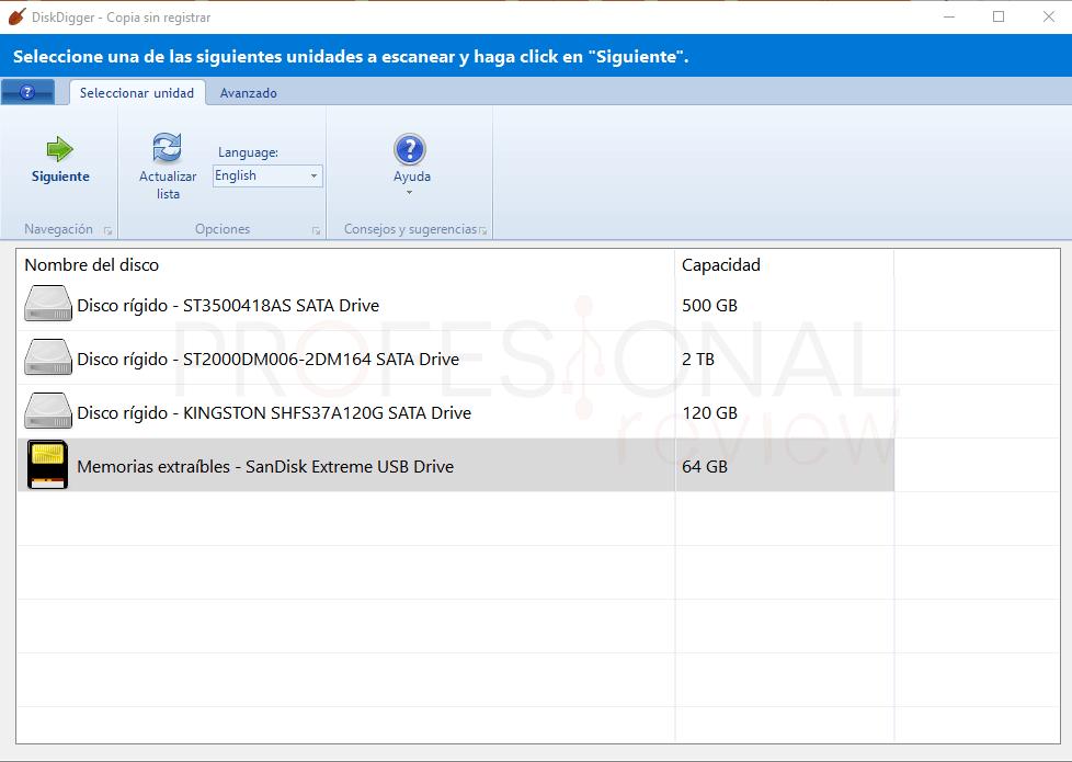 Recuperar datos de un disco duro paso 08