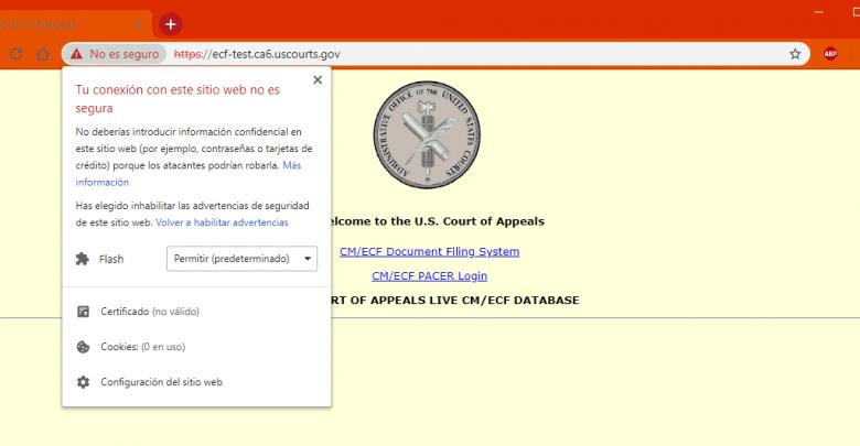 Photo of La seguridad .gov falla durante el cierre de EEUU