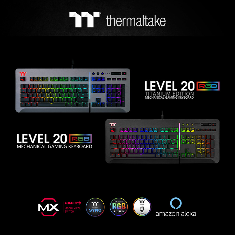 Thermaltake Level 20 RGB