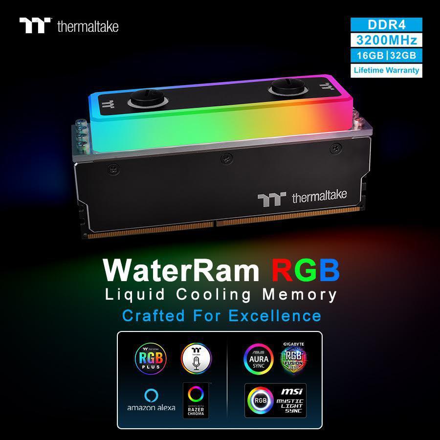 Thermaltake WaterRram RGB