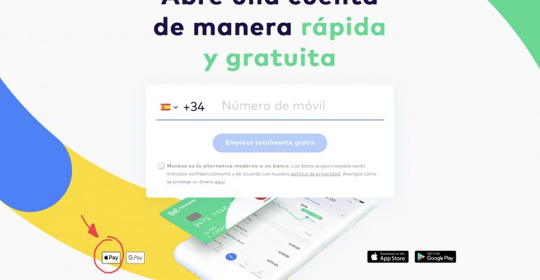 Photo of Ya puedes usar tu tarjeta Monese con Apple Pay