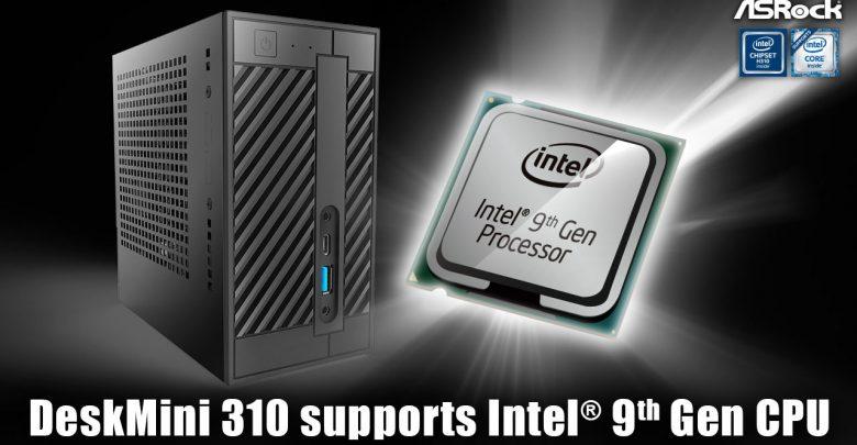 Photo of El ASRock DeskMini 310 soporta CPUs Intel de 9º generación