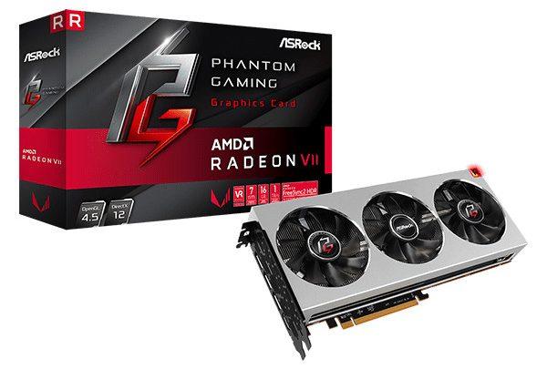 Photo of ASRock lanza su tarjeta gráfica Radeon VII Phantom Gaming X