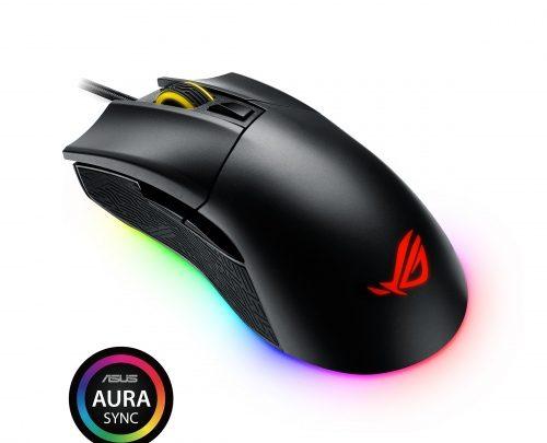 Photo of ASUS presenta el ratón ROG Gladius II Origin con Aura Sync