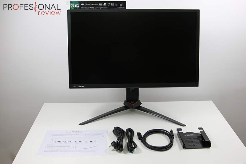 Acer Predator XB3 Review