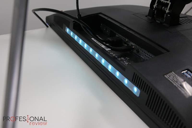 Acer Predator XB3 Iluminación