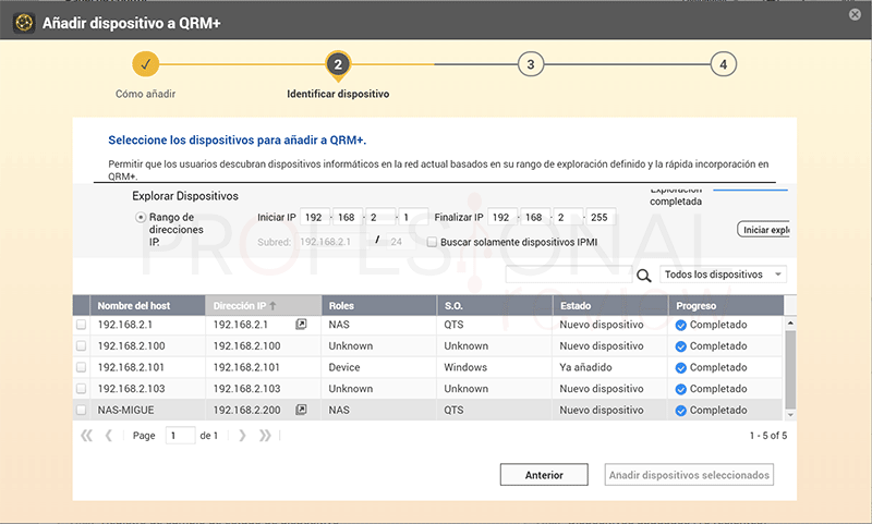 Mejores aplicaciones QNAP para Android QRM