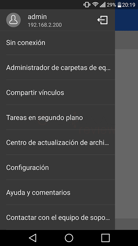 Mejores aplicaciones QNAP para Android Qsync