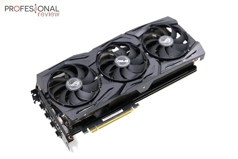 Asus ROG Strix GeForce GTX 1660 Ti disipador