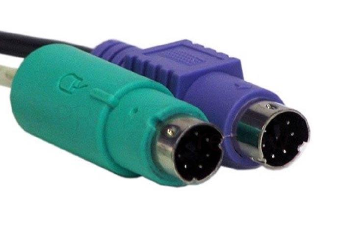 PS/2 vs USB