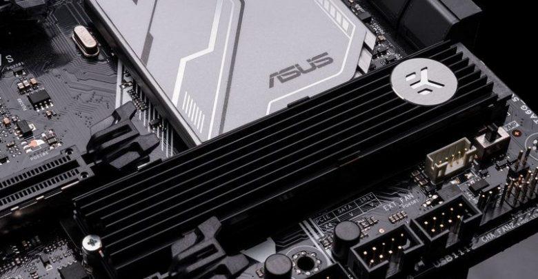 Photo of EK desarrolla en conjunto un disipador térmico para Intel Optane 905P M.2