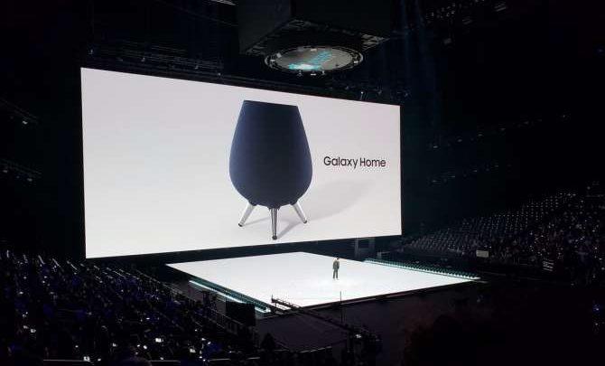 Photo of El Galaxy Home, el altavoz de Samsung ya tiene fecha