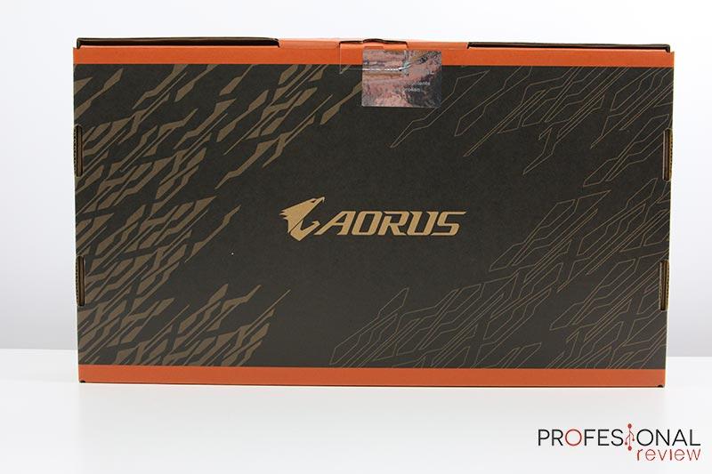 Gigabyte AORUS 15 W9 Review