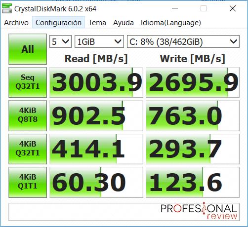 Gigabyte AORUS 15 W9 SSD