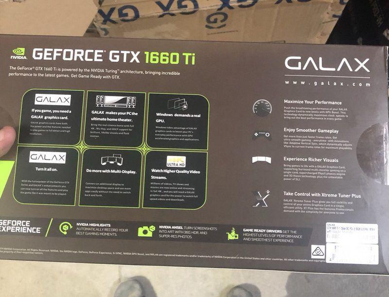 GTX 1660 Ti