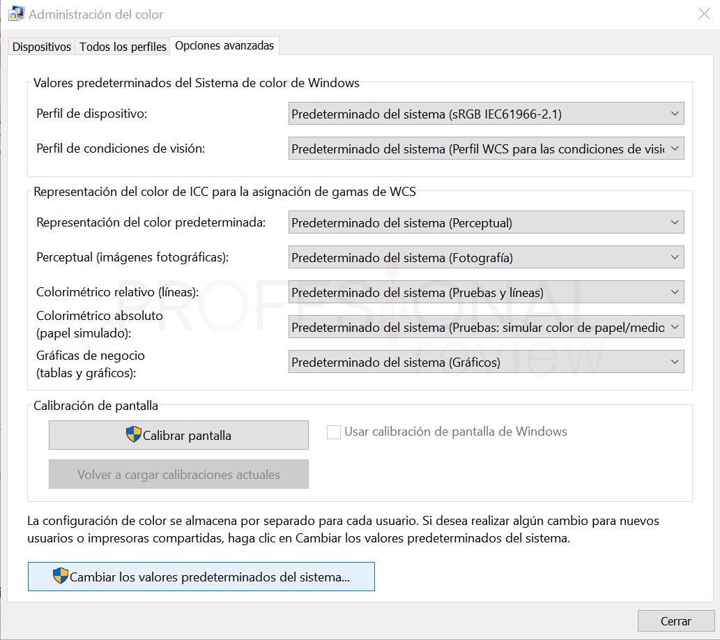 Instalar perfil ICM paso 08