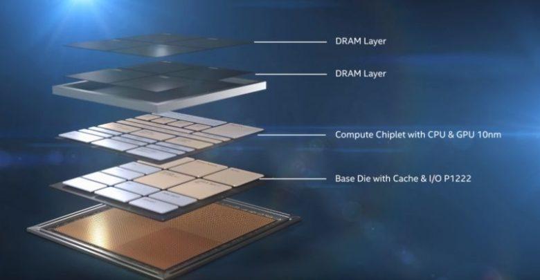 Photo of Intel detalla el diseño de su procesador Lakefield basado en Foveros 3D