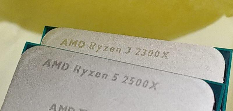 Ryzen 5 2500X