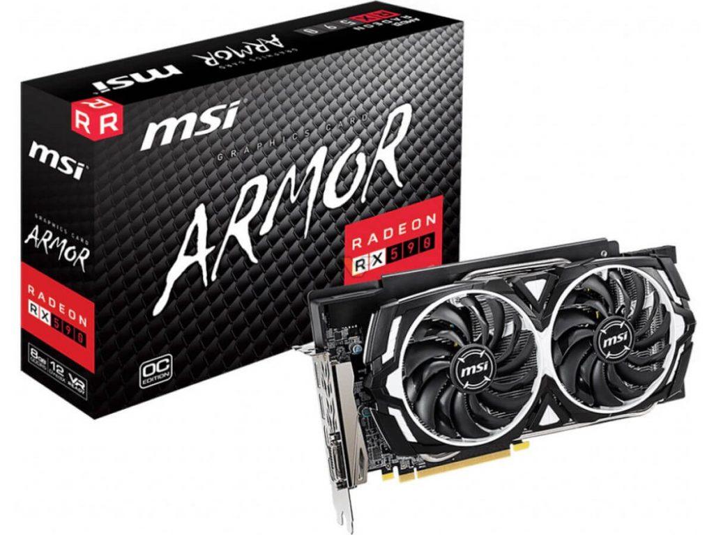 MSI Radeon RX 590 ARMOR