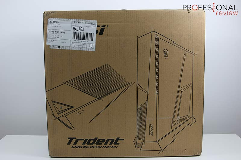 MSI Trident A Review