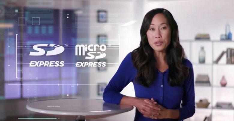 MicroSD Express