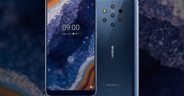 Nokia 9 PureView Oficial