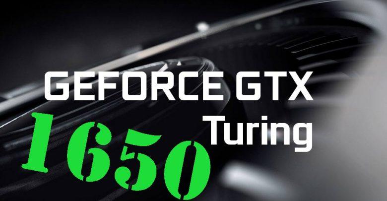 Photo of Se confirma que Nvidia lanzará la GeForce GTX 1650 el próximo mes