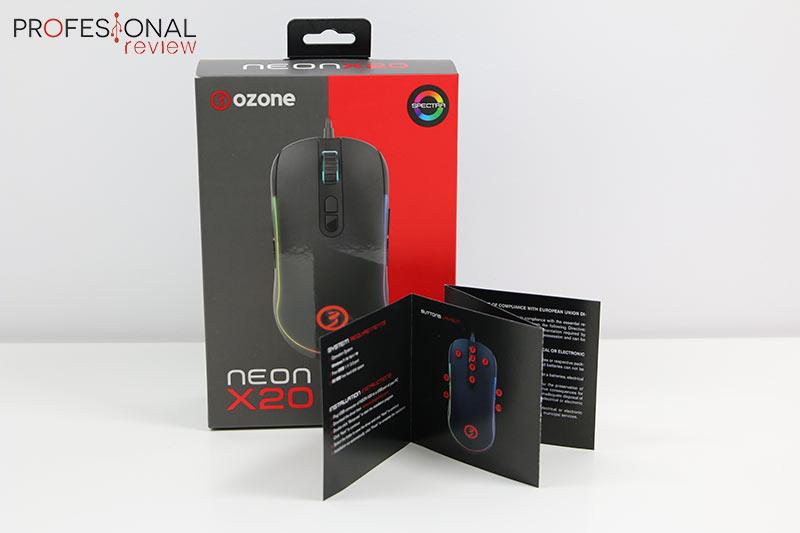 OZONE Neon X20 Review